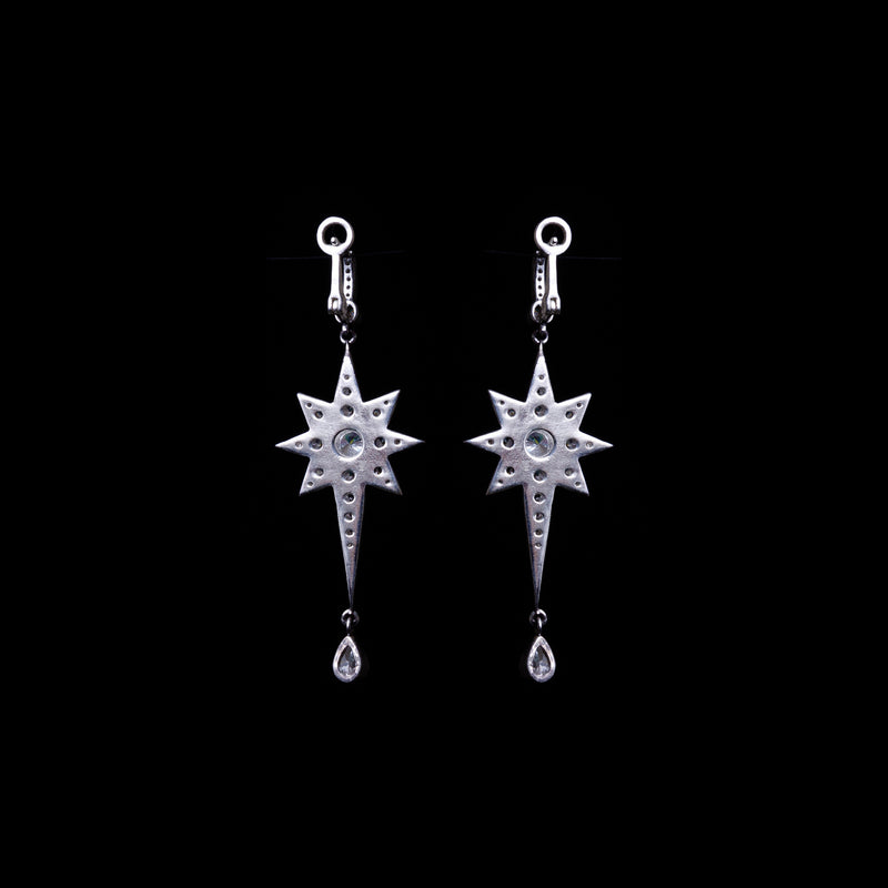North Star Earrings