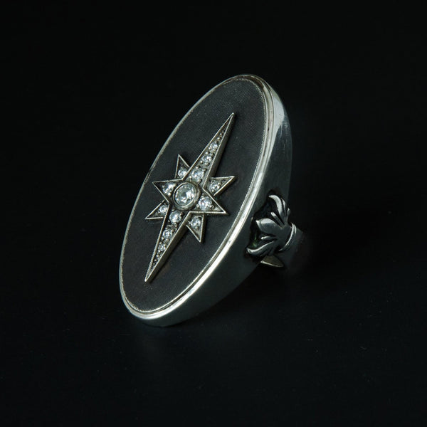 North Star Ring Size 6.5