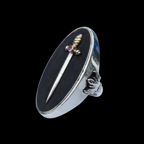 Black Sword Ring
