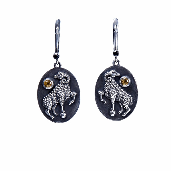 Aries Earrings