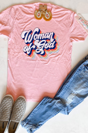 Woman of God Tee