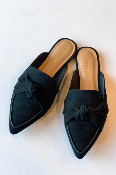 The Black Justify Mules