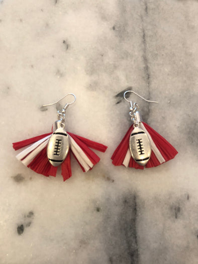On the Field Earrings
