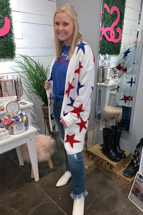 To The Stars Cardigan