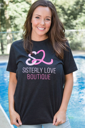 Sisterly Love Signature Tee