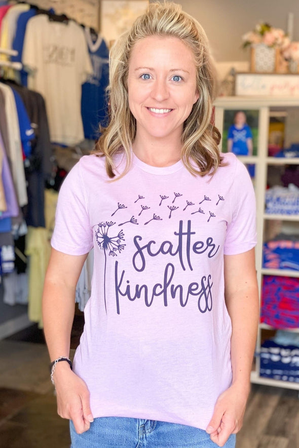 Scatter Kindness Tee