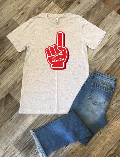 Foam Finger Tee