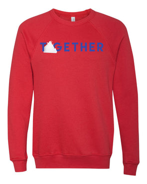 Together for Allen Crewneck