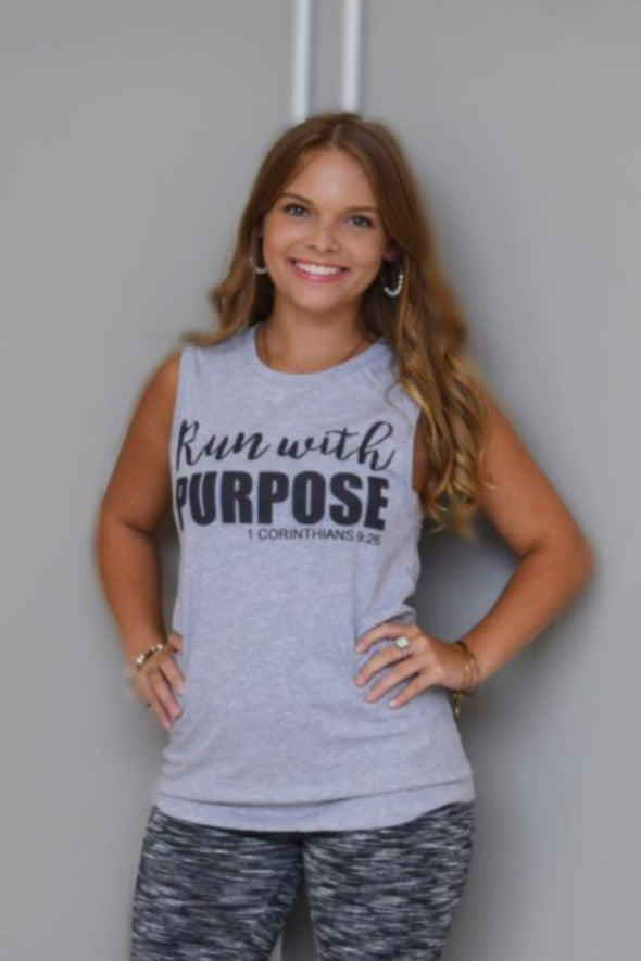 Run with Purpose Tank