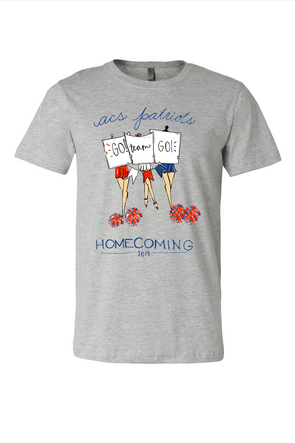 HOMECOMING TEE