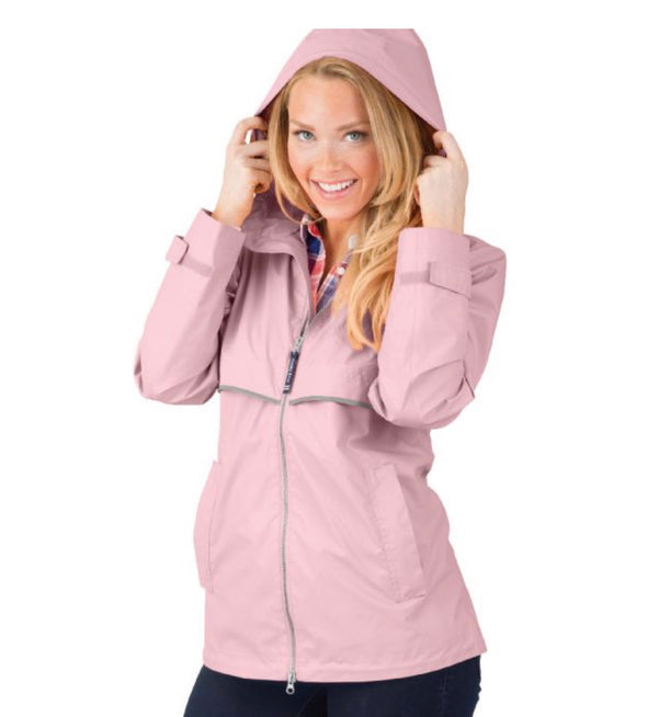 Charles River Rain New Englander Jacket