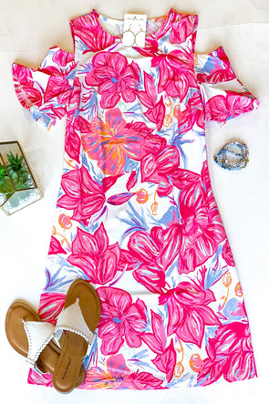 Sweet Love Floral Dress