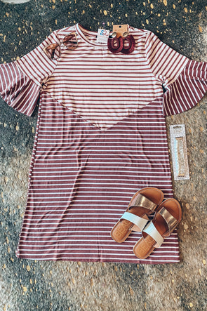 Dream of Me Stripe Dress