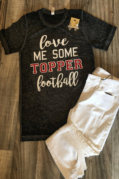 TOPPER Football Tee