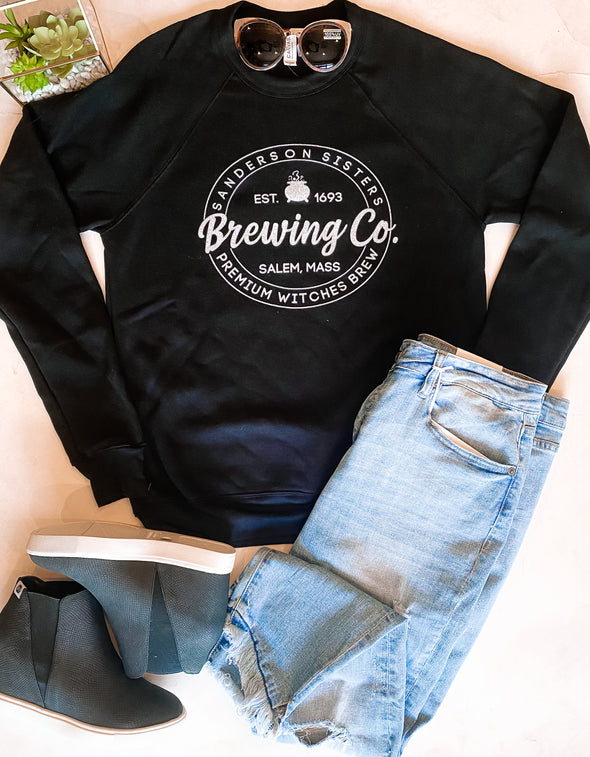 Sanderson Sisters Brewing Co. Crewneck
