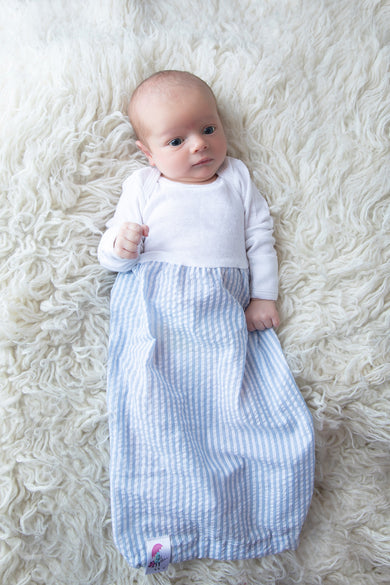 Everett Baby Posh Gown
