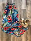 Relaxation Destination Maxi Dress