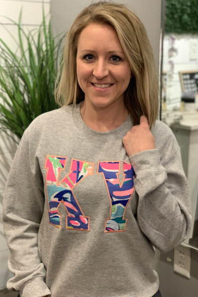 Lilly Inspired KY Crewneck