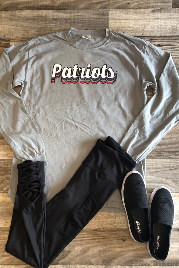 Patriots Long Sleeve Tee