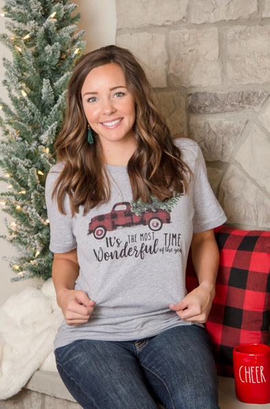Most Wonderful Time of the Year Tee