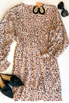 Always Fierce Cheetah Dress