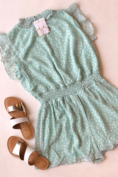 Called To Mind Romper