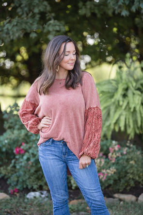 Rustic Ready Flare Top