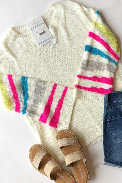 Dreaming Of This Striped Sweater
