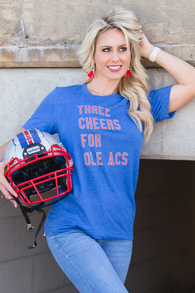 Three Cheers For Ole ACS Tee