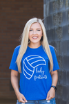 Lady Patriots Volleyball Tee