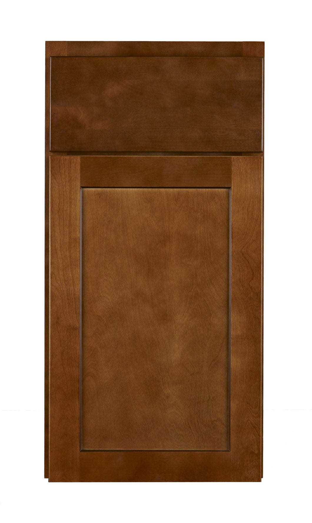 AMESBURY BROWN SAMPLE DOOR