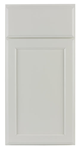 PLYMOUTH WHITE SAMPLE DOOR