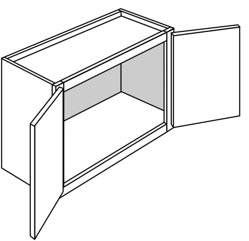DOVER WALL BRIDGE CABINETS: 18