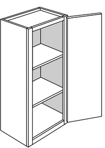 "BRANFORD WALL CABINETS: 36""H WALL 1 DOOR Width: 21 