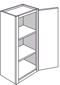 "PLYMOUTH WALL CABINETS: 36""H WALL 1 DOOR Width: 21 