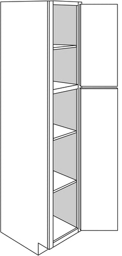 DOVER TALL CABINETS: 18