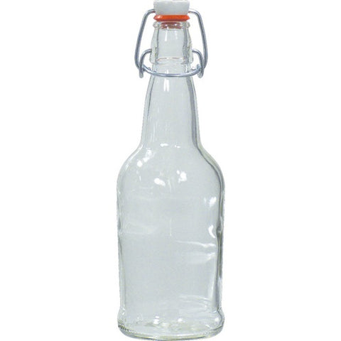 16 oz Clear EZ Cap Bottles