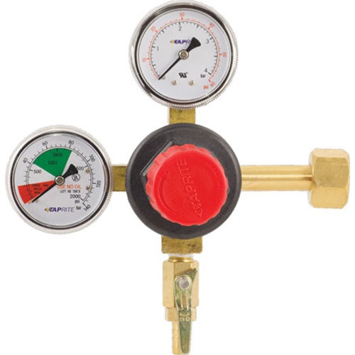 CO2 Regulator Dual Gauge Taprite