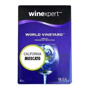 Winexpert California Moscato Kit