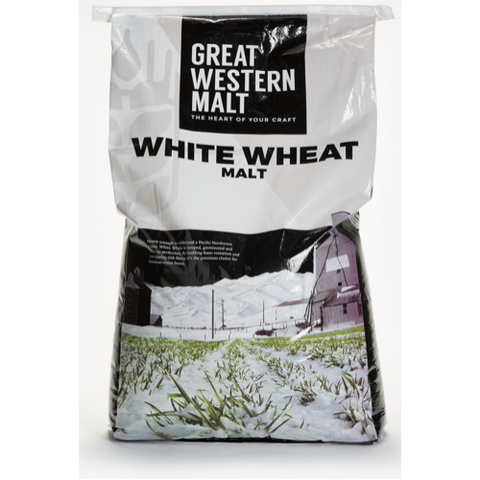 White Wheat Malt 50 LB Bag