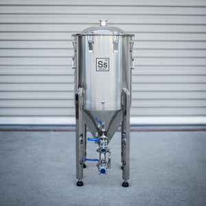 14 Gal SS Brewtech Chronical Fermenter