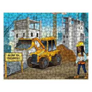 Construction Manager Puzzles