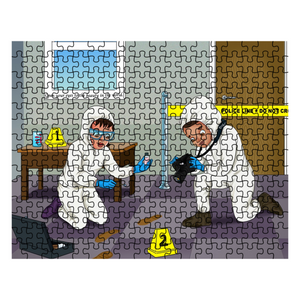 Forensic Scientist Puzzles