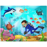 Marine Biologist Placemats