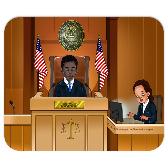 Judge Mousepads