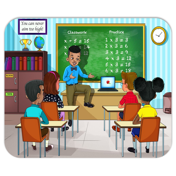 Teacher Mousepads