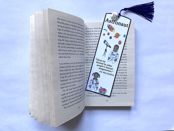 Astronaut Bookmark