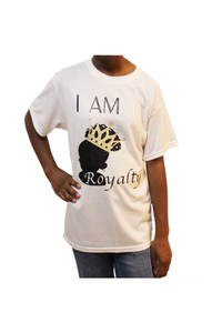 I AM ROYALTY (boy profile)