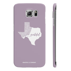 Texas Grateful Phone Case