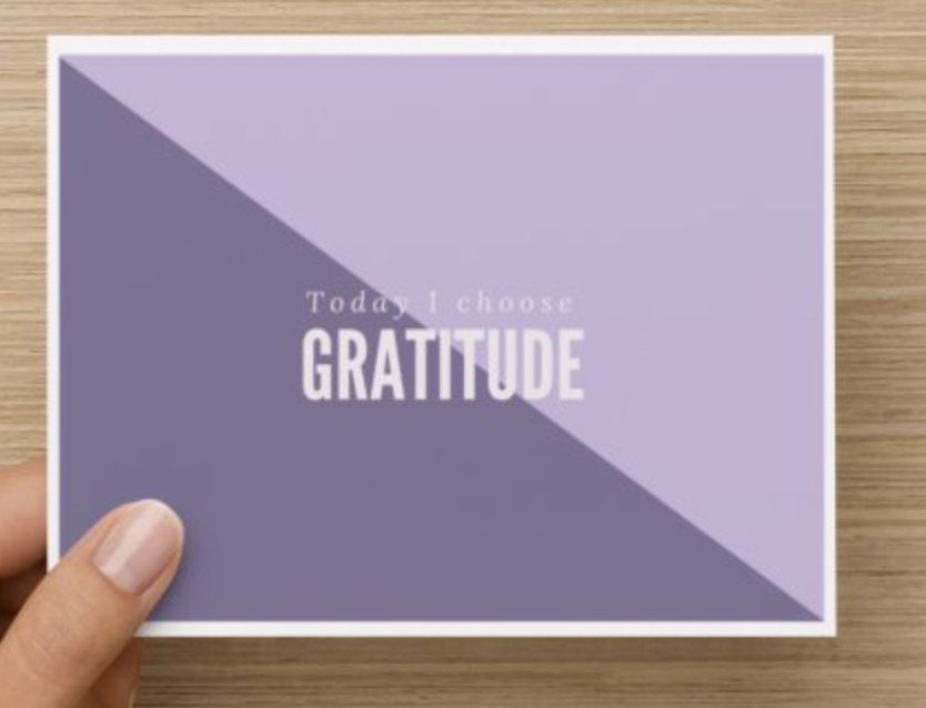Choose Gratitude Cards